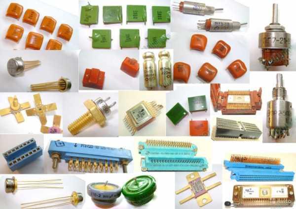 Утилизации электронных приборов и устройств содержащих драгметаллы