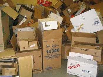 Вывоз пленки картона брянск сдача макулатуры